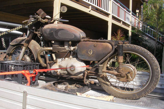 motor bike rebuilds and customization